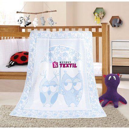 Deka dětská bavlna