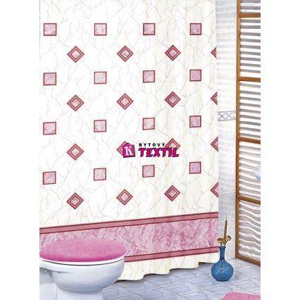 Koupelnový závěs