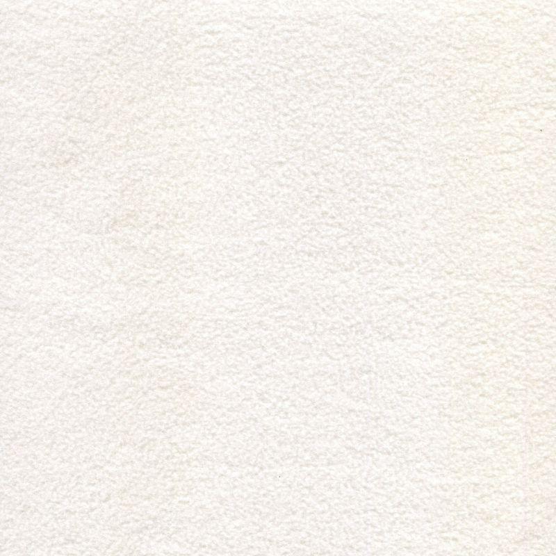 PLYŠ - fleece bílý
